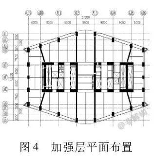 200~300米超高层结构布置案例集锦_25
