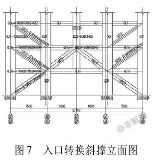 200~300米超高层结构布置案例集锦_26