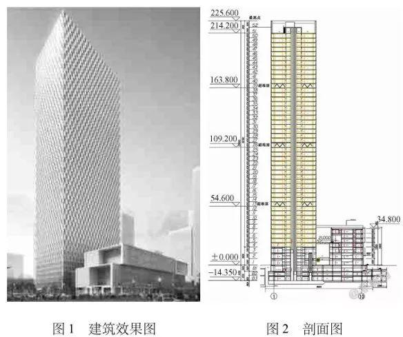 200~300米超高层结构布置案例集锦_46
