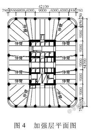 200~300米超高层结构布置案例集锦_57