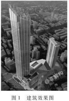 200~300米超高层结构布置案例集锦_59