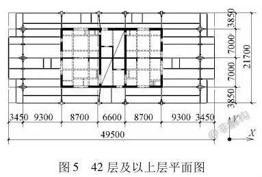 200~300米超高层结构布置案例集锦_66