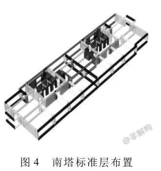 200~300米超高层结构布置案例集锦_62
