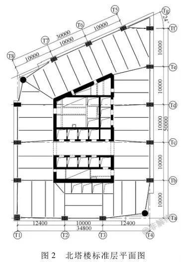 200~300米超高层结构布置案例集锦_60