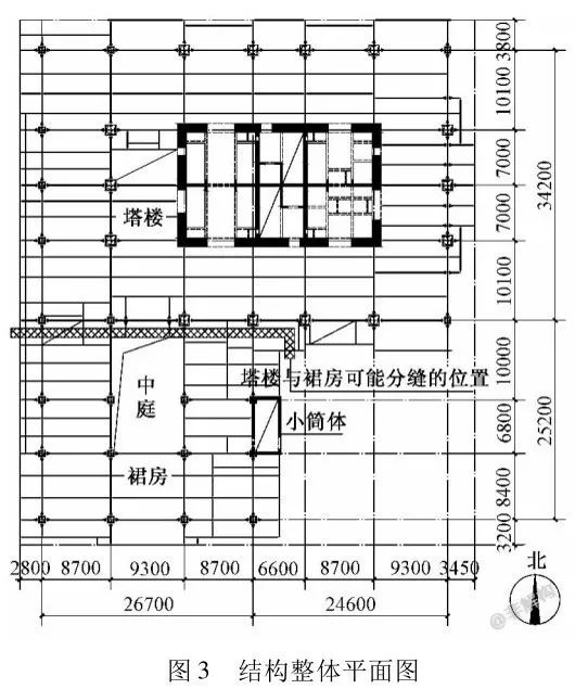 200~300米超高层结构布置案例集锦_64