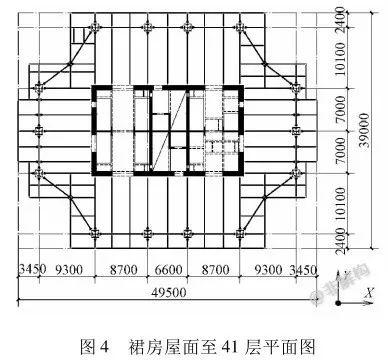 200~300米超高层结构布置案例集锦_65