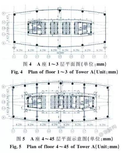 200~300米超高层结构布置案例集锦_70