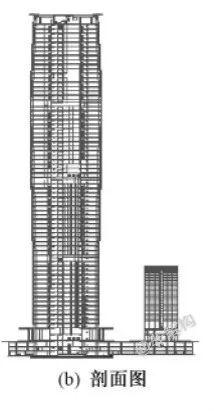 200~300米超高层结构布置案例集锦_72