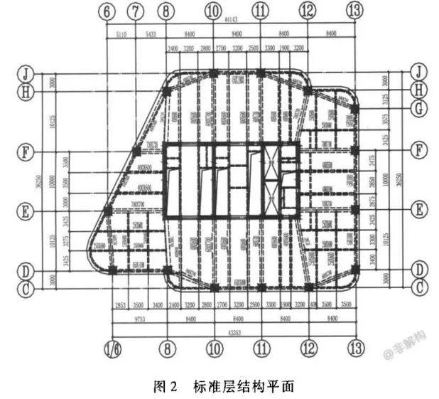 200~300米超高层结构布置案例集锦_68