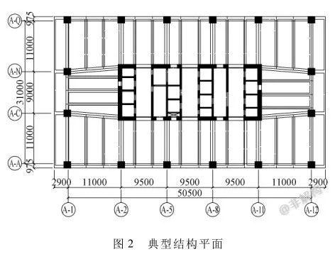 200~300米超高层结构布置案例集锦_75