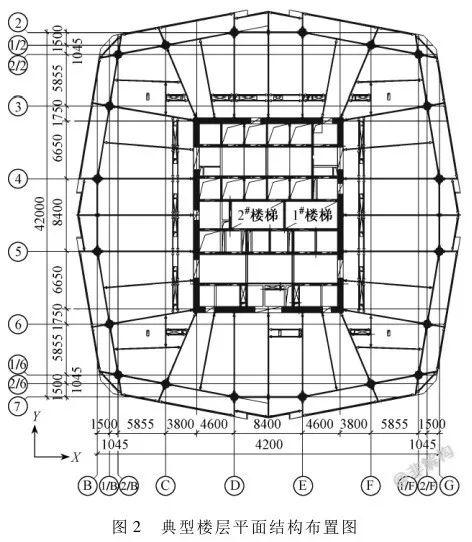 200~300米超高层结构布置案例集锦_77