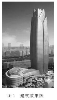 200~300米超高层结构布置案例集锦_76