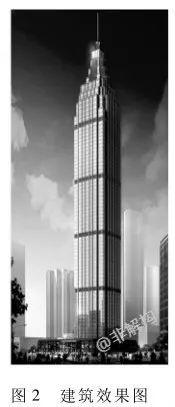 200~300米超高层结构布置案例集锦_78