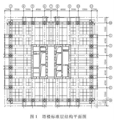 200~300米超高层结构布置案例集锦_79
