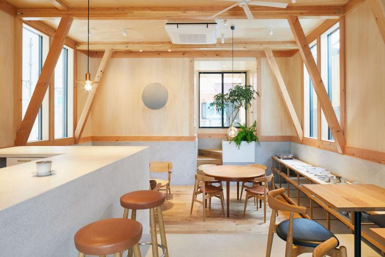 日本IDUMICafe和Residence咖啡馆-idumi_06