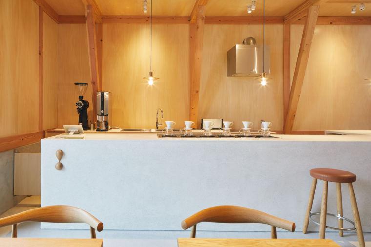 日本IDUMICafe和Residence咖啡馆-idumi_05