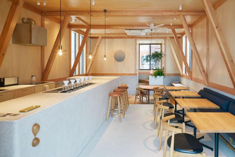 日本IDUMICafe和Residence咖啡馆-idumi_04