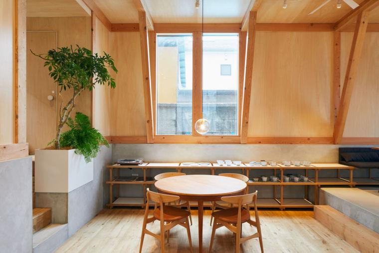 日本IDUMICafe和Residence咖啡馆-idumi_07