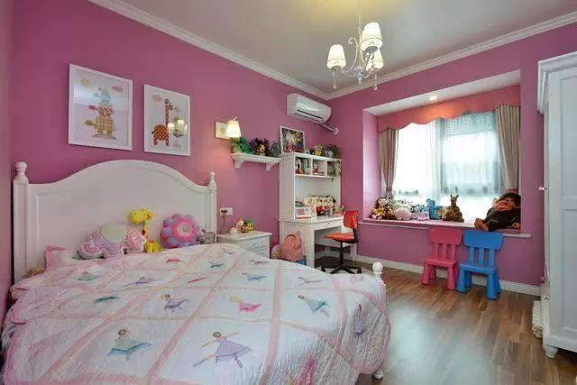 儿童房的装修,应兼具美观与实用,这些设计很不错!_4