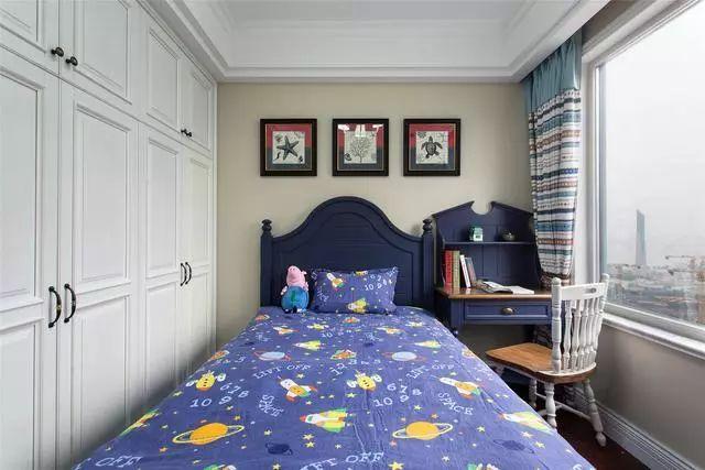 儿童房的装修,应兼具美观与实用,这些设计很不错!_11
