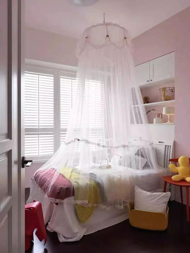 儿童房的装修,应兼具美观与实用,这些设计很不错!_6