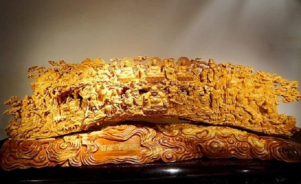 剑川木雕——中国西南第一雕-3