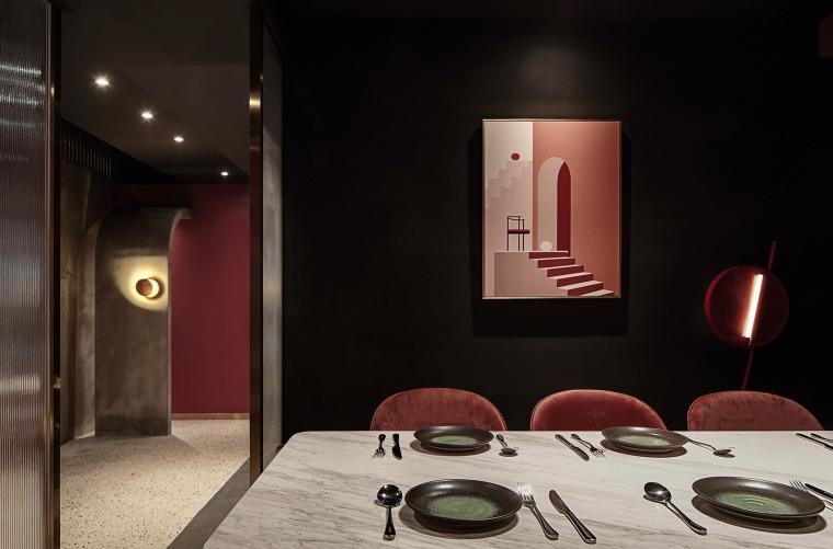7天最热丨室内周周精选案例(8月12日~16日合辑)-9-may-cusine-china-by-yishu-space-design