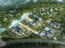 [河南]郑州凤凰岛国宾馆sbf123胜博发娱乐模型设计(中式风格)