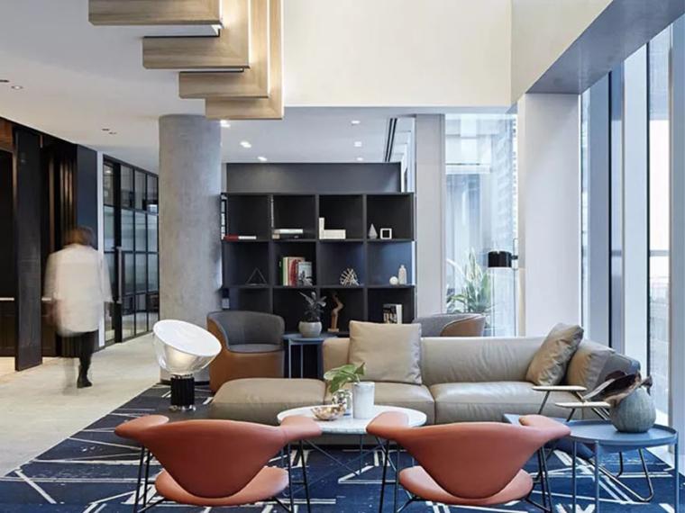 澳大利亚墨尔本银行总部设计