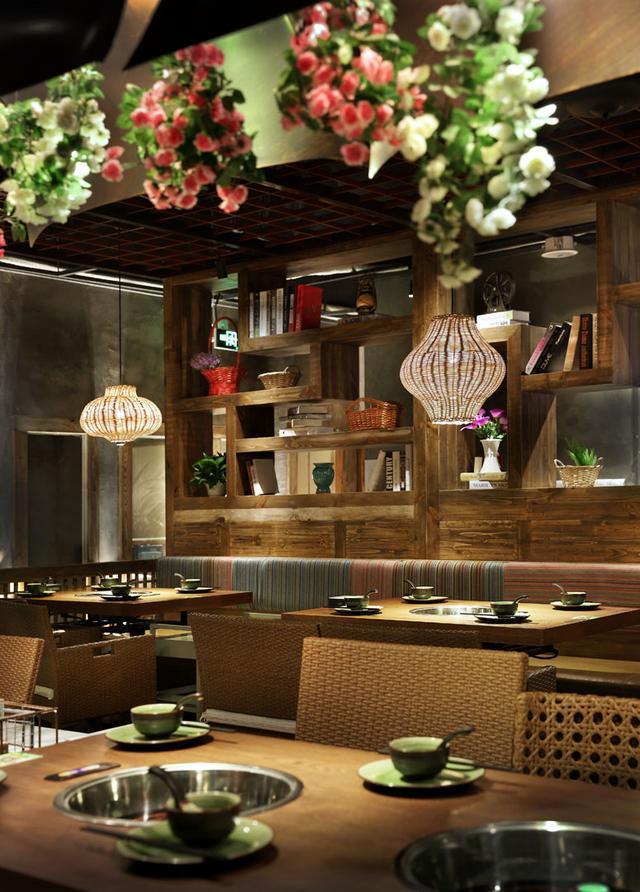 室内设计「艺鼎设计新作」浪漫的芭缇沁园,美味椰子鸡餐厅