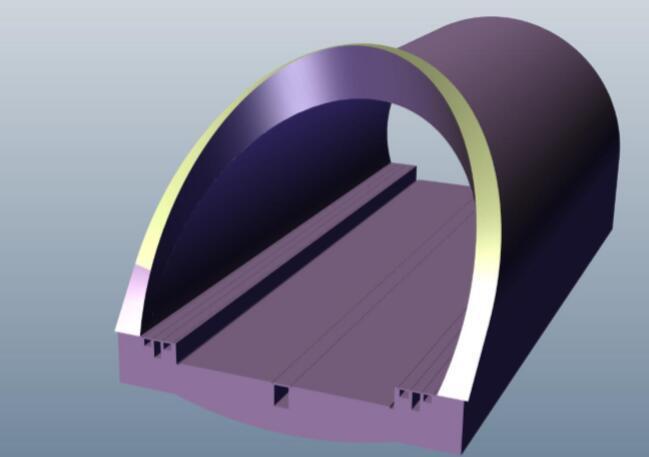 BIM技术在隧道三维设计中的应用探索