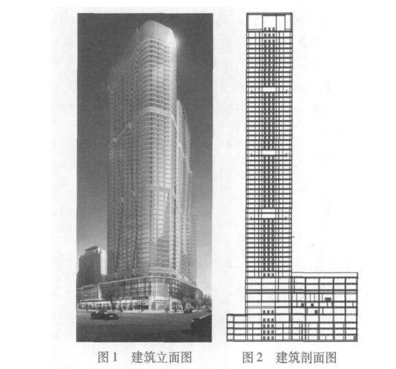 [论文]大连富丽华三期超高层结构设计