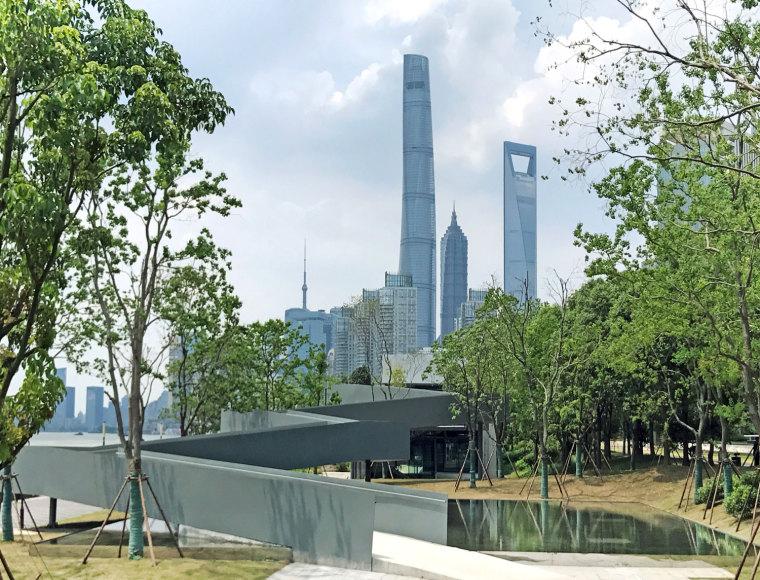 上海MOMA博物馆海滨公园-P0002