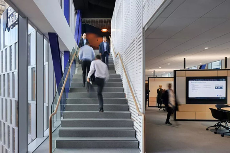 澳大利亚墨尔本银行总部设计-5c6bc3e906ddd