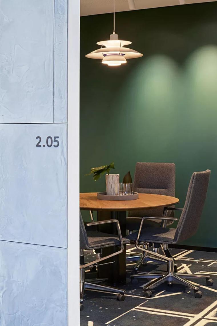 澳大利亚墨尔本银行总部设计-5c6bc322ba284