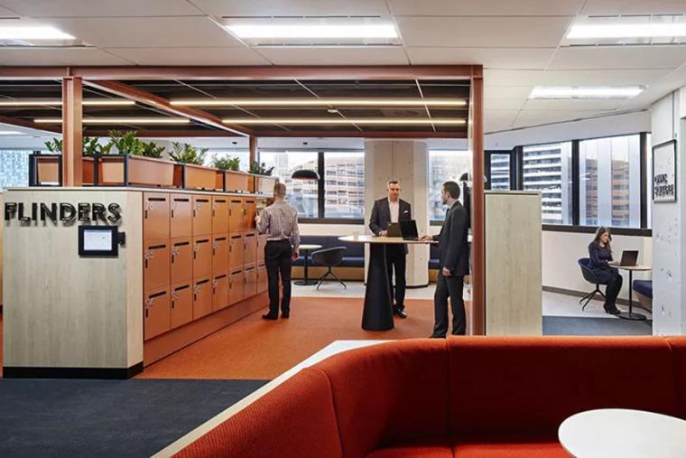澳大利亚墨尔本银行总部设计-5c6bc2762191c