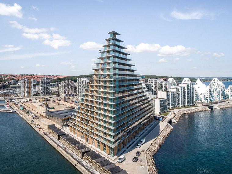 丹麦AARhus住宅综合体