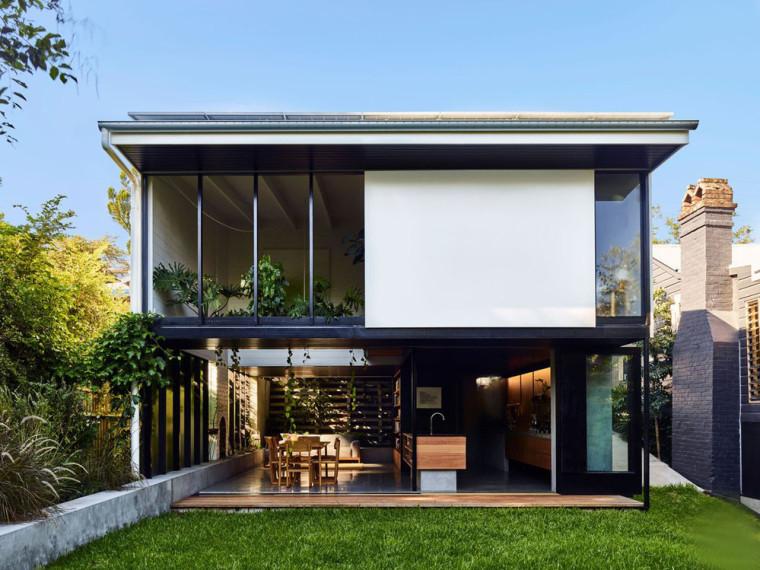 澳大利亚透明住宅