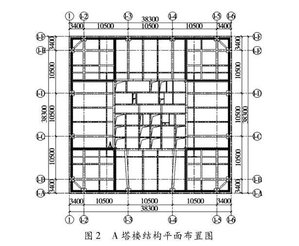 [论文]无锡节能环保大厦超高层结构设计