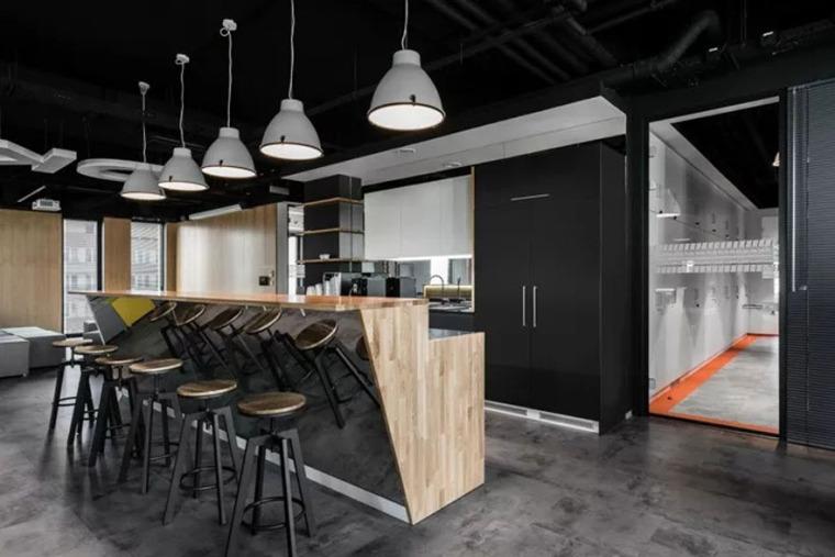 DVKEuroService华沙办公设计-5c4a771be5360