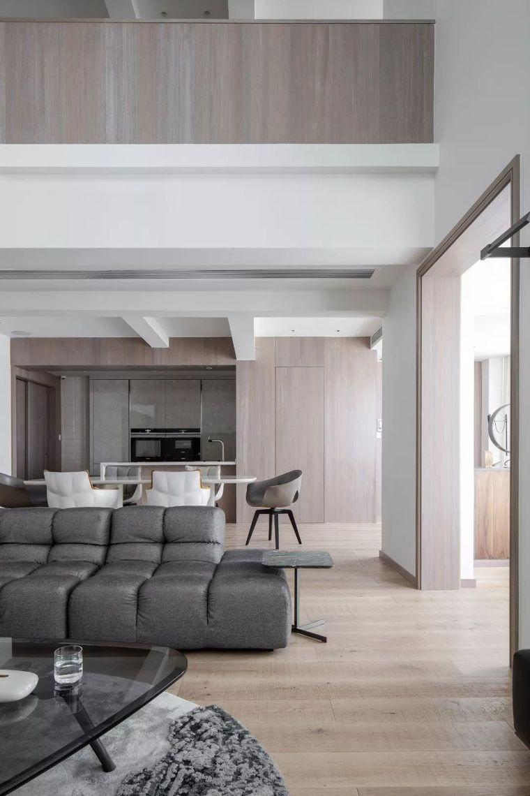 """500㎡""""极简""""别墅大宅设计,最简洁的状态来传达空间的故事!_3"""