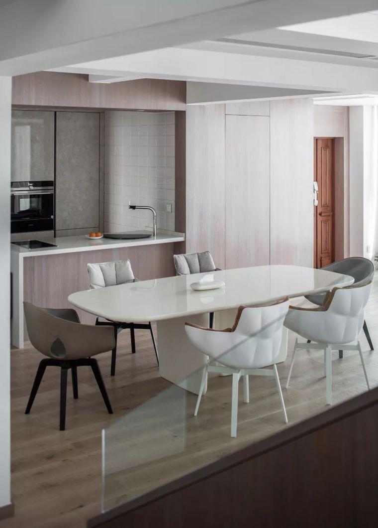 """500㎡""""极简""""别墅大宅设计,最简洁的状态来传达空间的故事!_4"""