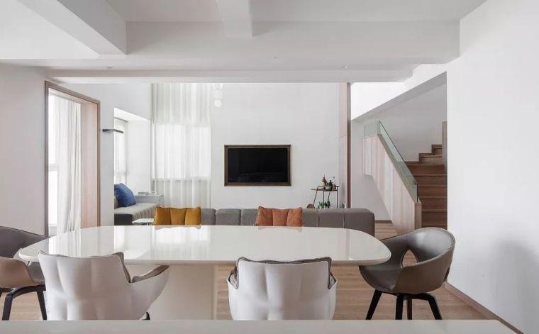 """500㎡""""极简""""别墅大宅设计,最简洁的状态来传达空间的故事!_5"""