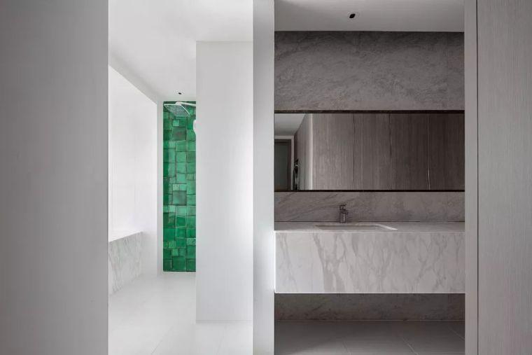 """500㎡""""极简""""别墅大宅设计,最简洁的状态来传达空间的故事!_15"""