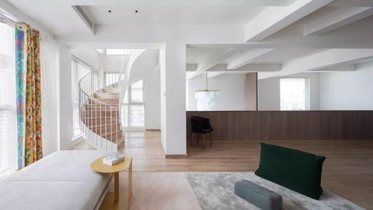 """500㎡""""极简""""别墅大宅设计,最简洁的状态来传达空间的故事!_10"""