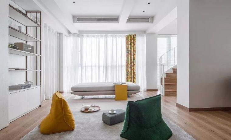 """500㎡""""极简""""别墅大宅设计,最简洁的状态来传达空间的故事!_12"""