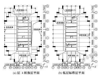200~300米超高层结构布置案例集锦_2