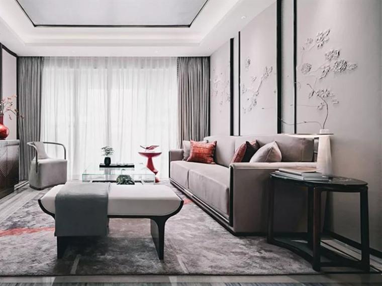 深圳新中式风格的居住空间