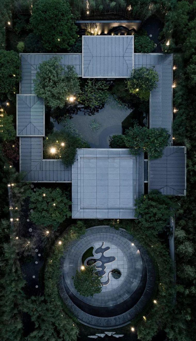 一座现代写意岭南园林|广州建发·央玺_4