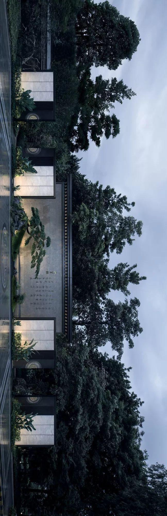 一座现代写意岭南园林|广州建发·央玺_9